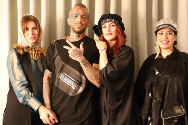 بازداشت خواهر امیرتتلو,اخبار هنرمندان,خبرهای هنرمندان,موسیقی
