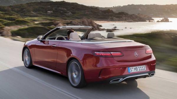 مرسدس بنز کلاس E مدل ۲۰۲۱,اخبار خودرو,خبرهای خودرو,مقایسه خودرو
