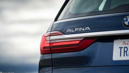 آلپینا اکس بی7,اخبار خودرو,خبرهای خودرو,مقایسه خودرو