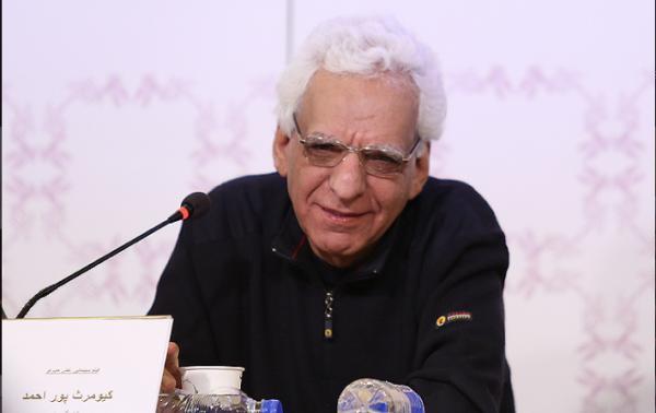کیومرث پوراحمد,اخبار فیلم و سینما,خبرهای فیلم و سینما,سینمای ایران