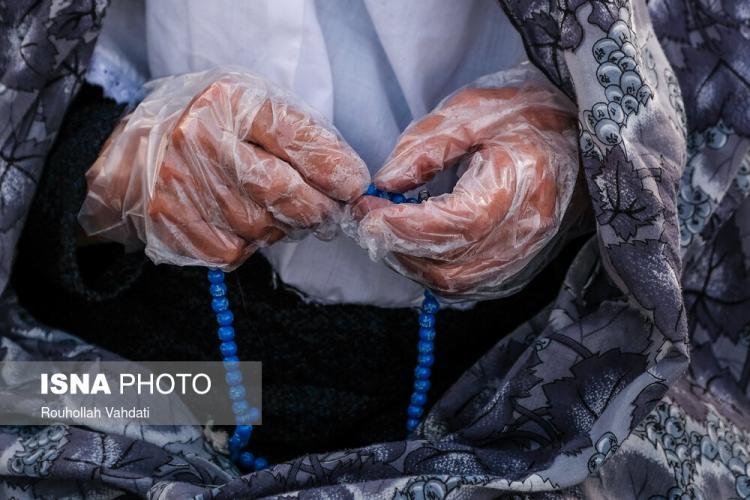 تصاویر اقامه نماز عید سعید فطر,عکس های نماز عید فطر,تصاویری از نماز عید فطر در تهران