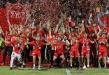 قهرمانی پرسپولیس در لیگ برتر,اخبار فوتبال,خبرهای فوتبال,لیگ برتر و جام حذفی