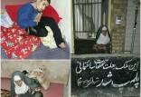 بلوک سیمانی شهرداری مقابل خانه زن نابینا,اخبار اجتماعی,خبرهای اجتماعی,آسیب های اجتماعی