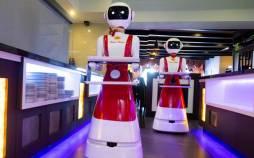 رباتهای خدمتکار در رستوران چینی,اخبار جالب,خبرهای جالب,خواندنی ها و دیدنی ها