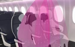محافظ نامرئی هواپیما برای دوری از کروناویروس,اخبار علمی,خبرهای علمی,پژوهش
