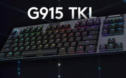 کیبورد بی سیم گیمینگ G915 TKL لاجیتک,اخبار دیجیتال,خبرهای دیجیتال,لپ تاپ و کامپیوتر
