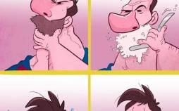 کاریکاتور در مورد لیونل مسی,کاریکاتور,عکس کاریکاتور,کاریکاتور ورزشی