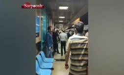 فیلم/ وضعیت متروی تئاتر شهر در شرایط کرونایی!