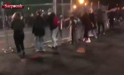 فیلم/ اعتراضات در سیاتل؛ تشدید تظاهرات و ایجاد منطقه خودمختار