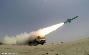 تصاویر نسل جدید موشکهای کروز دریایی نیروی دریایی ارتش,عکس های موشک های کروز جدید ایران,تصاویری از موشکهای کروز دریایی در دریای عمان
