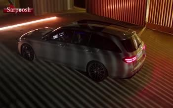 فیلم/ رونمایی از دو خودروی E63 S AMG و استیشن بنز