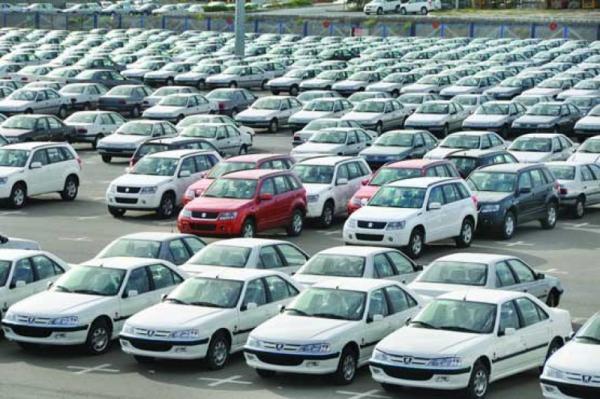 آخرین وضعیت بازار خودرو,اخبار خودرو,خبرهای خودرو,بازار خودرو