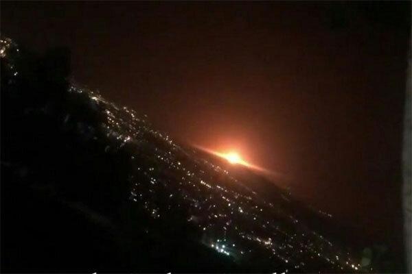 علت انفجار در پارچین,اخبار سیاسی,خبرهای سیاسی,دفاع و امنیت