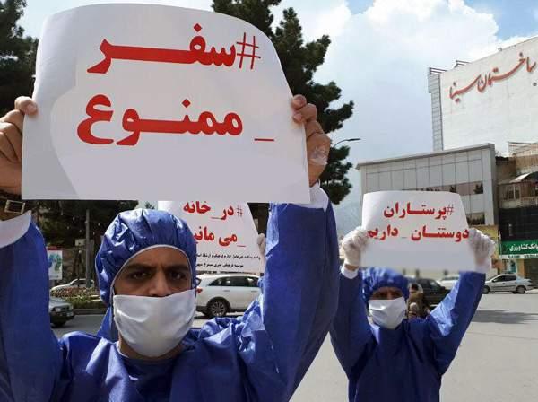 سفر؛ عامل اصلی افزایش ابتلا به کرونا در ایران / باور کنید کرونا میتواند آدم را از پا درآورد!