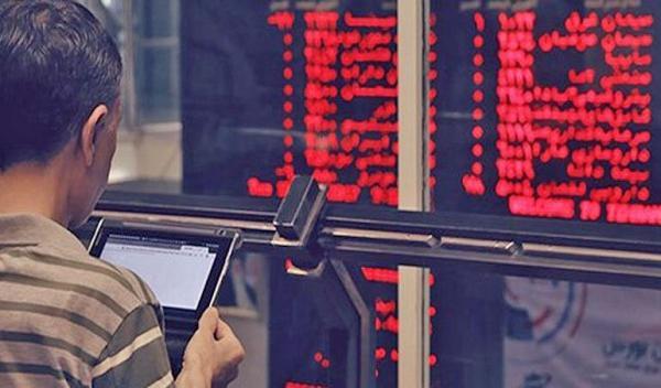 روندی نزولی شاخص بورس,اخبار اقتصادی,خبرهای اقتصادی,بورس و سهام