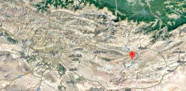 زمینلرزه خوشهای در شرق استان تهرا,اخبار اجتماعی,خبرهای اجتماعی,محیط زیست