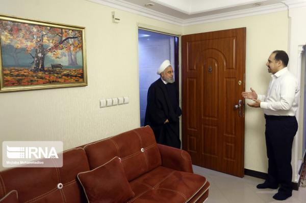 ماجراى ديدار روحانى با رسول سجاد,اخبار سیاسی,خبرهای سیاسی,اخبار سیاسی ایران