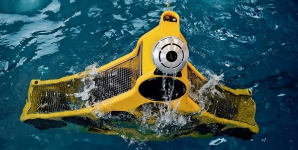ربات زیرآبی پاکسازی تورهای ماهیگیری,اخبار علمی,خبرهای علمی,اختراعات و پژوهش
