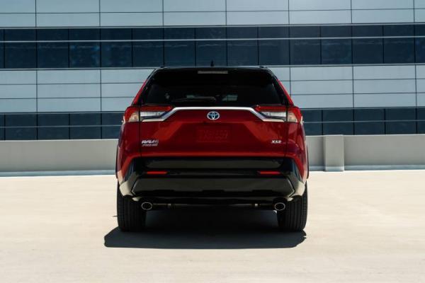 تویوتا راو 4 پرایم 2021,اخبار خودرو,خبرهای خودرو,مقایسه خودرو