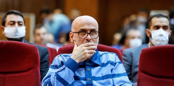 هشتمین جلسه رسیدگی به اتهامات اکبر طبری,اخبار اجتماعی,خبرهای اجتماعی,حقوقی انتظامی