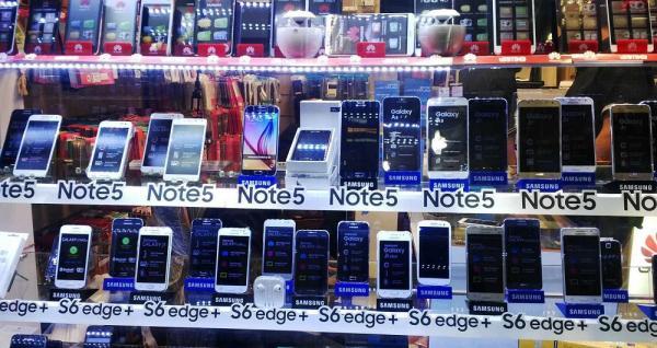 ممنوعیت واردات گوشیهای بالای ۳۰۰ یورو به ایران,اخبار دیجیتال,خبرهای دیجیتال,موبایل و تبلت