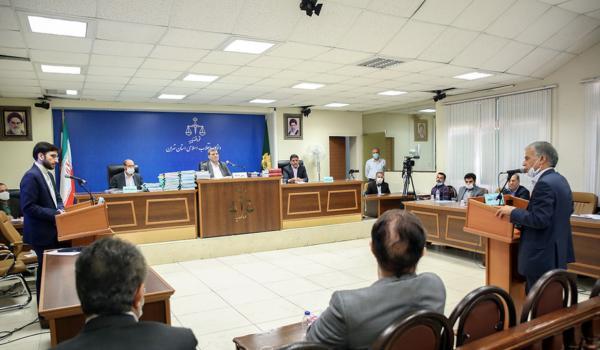 پنجمین جلسه رسیدگی به پرونده ١۶ هزار میلیارد تومانی عباس ایروانی/ متهم: بدهی به بانک جرم نیست، افتخار است