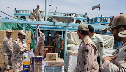 یک فروند دوبی تجاری در خوزستان توقیف شد