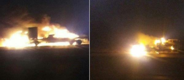 حمله به کاروان نظامی آمریکا در دیوانیه عراق,اخبار سیاسی,خبرهای سیاسی,خاورمیانه