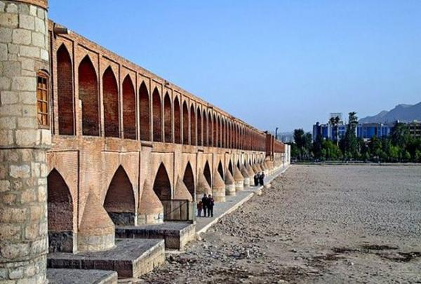 فرونشست پلهای اصفهان,اخبار فرهنگی,خبرهای فرهنگی,میراث فرهنگی