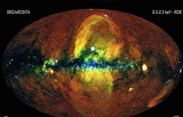 نقشه جدید از جهان کیهانی,اخبار علمی,خبرهای علمی,نجوم و فضا