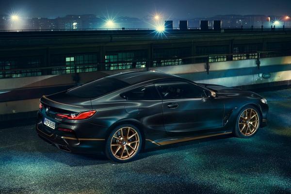 نسخهی گلدن تاندر BMW سری 8,اخبار خودرو,خبرهای خودرو,مقایسه خودرو