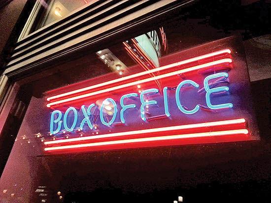 کاهش فروش جهانی فیلم های سینمایی,اخبار فیلم و سینما,خبرهای فیلم و سینما,اخبار سینمای جهان