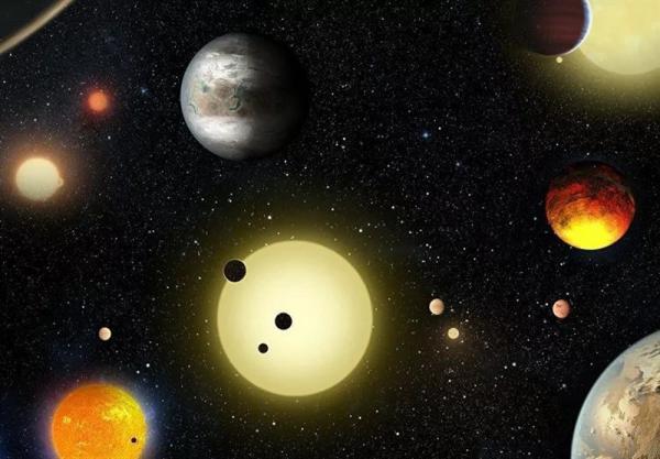کشف سیارهای خارج از منظومه شمسی,اخبار علمی,خبرهای علمی,نجوم و فضا