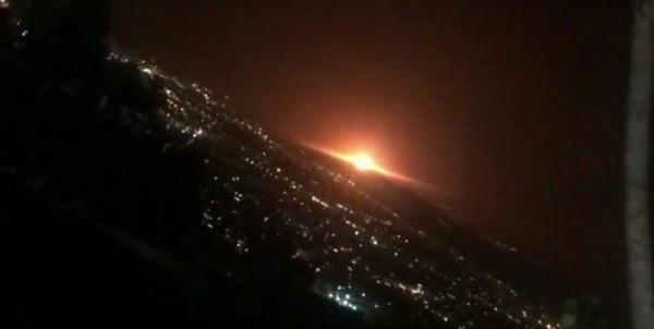 انفجار مخزن گاز در شرق تهران,اخبار حوادث,خبرهای حوادث,حوادث امروز
