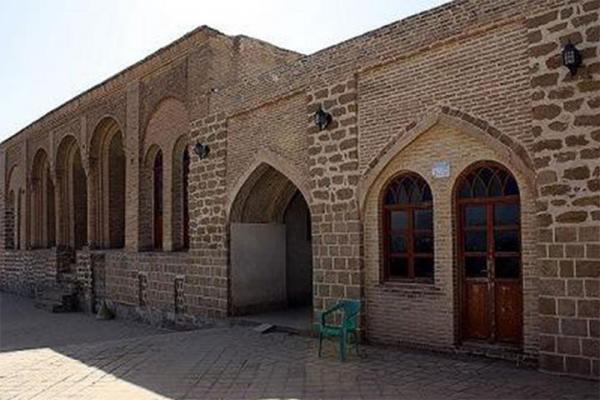 آتش گرفتن خانه مرعشی شوشتر,اخبار فرهنگی,خبرهای فرهنگی,میراث فرهنگی