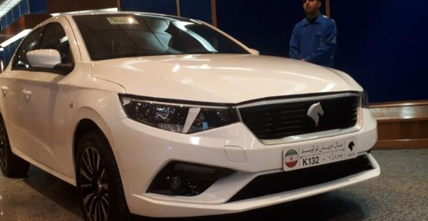 خودروی K132 ایران خودرو,اخبار خودرو,خبرهای خودرو,مقایسه خودرو