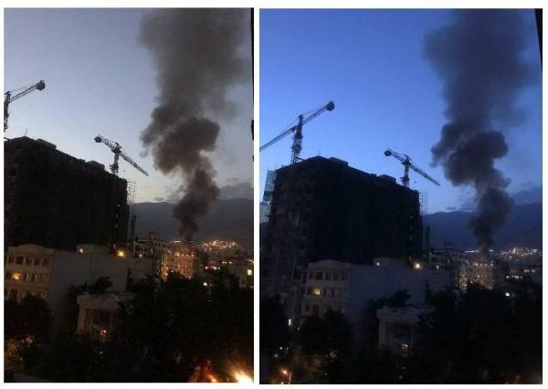انفجار در کلینیک سینا اطهر,اخبار حوادث,خبرهای حوادث,حوادث امروز