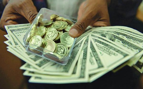 رکورد جدید در بازار سکه؛ جهش سکه به بالای ۸ میلیون تومان/ طلا ارزش پول ملی را آب ميكند!