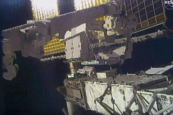 فضانورد ناس,اخبار علمی,خبرهای علمی,نجوم و فضا