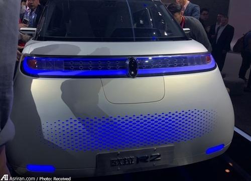 خودروی الکتریکی مینیاتوری با نام اورا آر2,اخبار خودرو,خبرهای خودرو,مقایسه خودرو