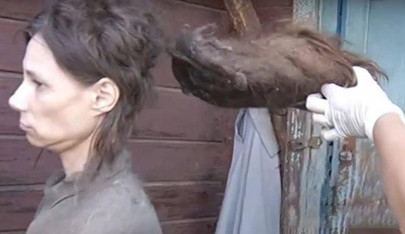 نجات جان دختر روس از زندگی گربه ای,اخبار جالب,خبرهای جالب,خواندنی ها و دیدنی ها