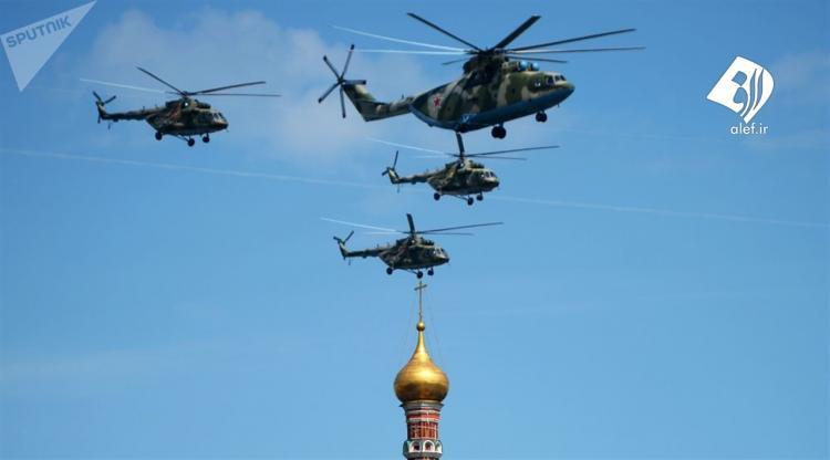 تصاویر تمرین رژه نیروهای مسلح روسیه,عکس های ارتش روسیه,تصاویری از نیروهای مسلح روسیه