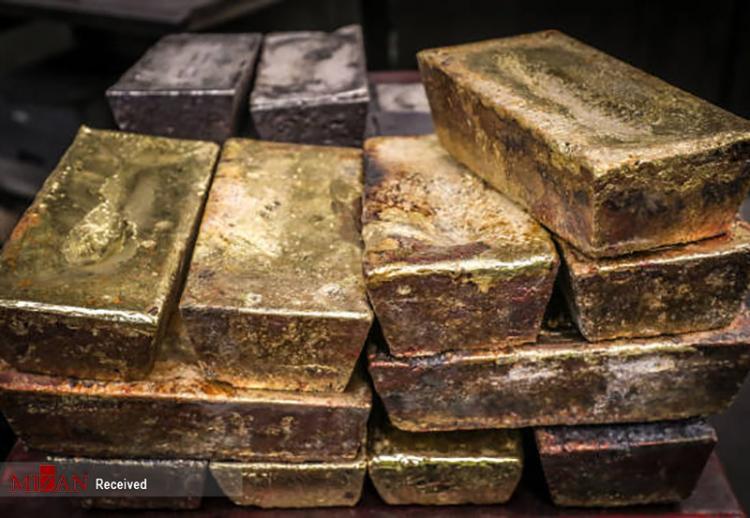 تصاویر پردازش طلا و نقره در کارخانه ذوب شمش,عکس های کارخانه ذوب شمش در کشور استرالیا,تصاویر کارخانه طلا در استرالیا