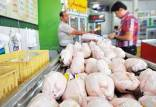 کاهش قیمت مرغ,اخبار اقتصادی,خبرهای اقتصادی,کشت و دام و صنعت