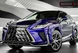 لکسوس RX و NX با تیونینگ SCL Global,اخبار خودرو,خبرهای خودرو,مقایسه خودرو