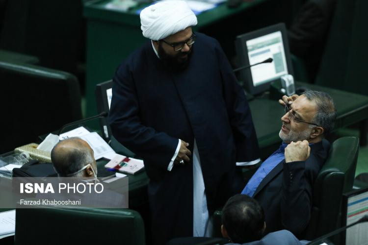 تصاویر جلسه علنی مجلس شورای اسلامی در تیر 99,عکس های مجلس در تاریخ 3 تیر 99,تصاویری از نشست مجلس در 3 تیر