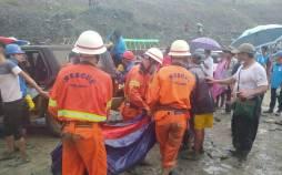 رانش زمین در میانمار,کار و کارگر,اخبار کار و کارگر,حوادث کار