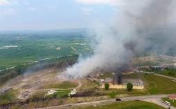 انفجار در کارخانه فشفشه سازی ترکیه,کار و کارگر,اخبار کار و کارگر,حوادث کار