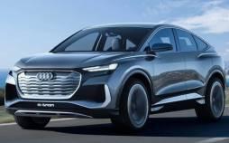 خودروی مفهومی آئودی Q4 ای ترون اسپرت,اخبار خودرو,خبرهای خودرو,مقایسه خودرو
