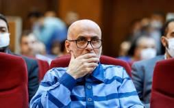 دهمین جلسه دادگاه علنی اکبر طبری,اخبار اجتماعی,خبرهای اجتماعی,حقوقی انتظامی